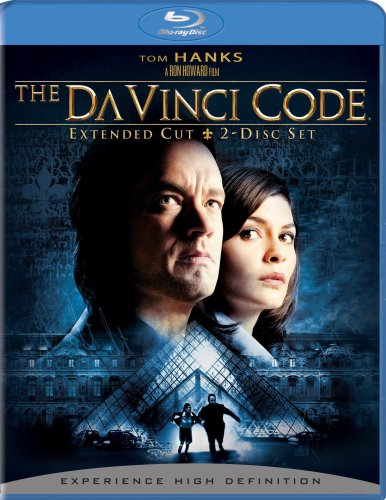 The Da Vinci Code (Two-Disc Extended Cut + BD Live) [Blu-ray]