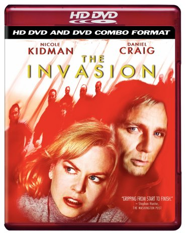 The Invasion (Combo HD DVD and Standard DVD) [HD DVD]