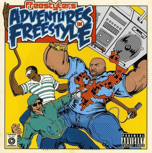 Freestylers - Adventures in Freestyle - Zortam Music