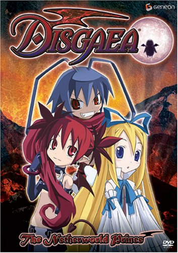 Disgaea - The Netherworld Prince (Vol. 1)