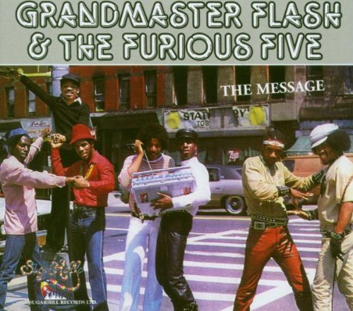 Grandmaster Flash - The Message - Zortam Music