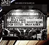 Crazy Horse at the Fillmore 1970