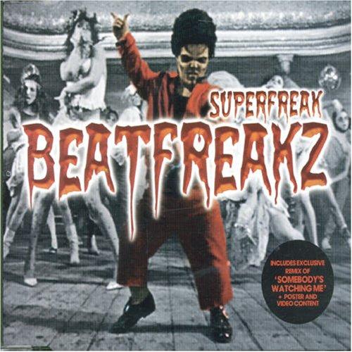 Beatfreakz - Superfreak [CD 2] - Zortam Music