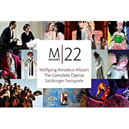Mozart - The Salzburg Festspiele Opera Boxset