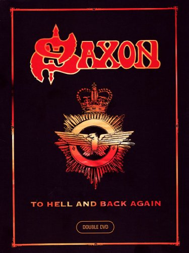 Saxon - To Hell And Back Again (2DVD)