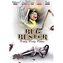 Bug Buster: Sci-Fi Comedy