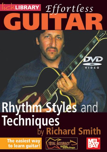 Effortless Guitar - Rhythm Styles & Techniques