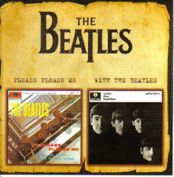 Beatles - 1963 - with the Beatles - Lyrics2You