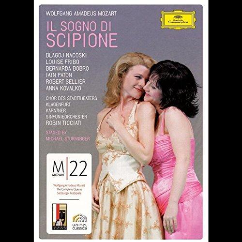 Mozart - Il Sogno di Scipione