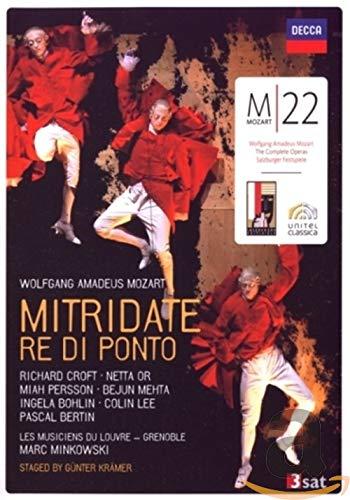 Mozart - Mitridate