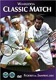Wimbledon Classic Match: Federer Vs Sampras 2001