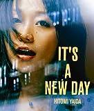 矢井田瞳『IT'S A NEW DAY』背後's