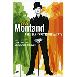 Yves Montand Par Jean-Christophe Averty