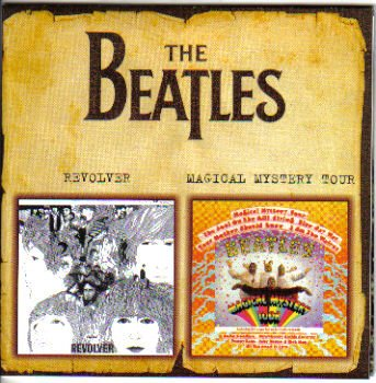 The Beatles - Revolver   Magical Mystery Tour - Zortam Music