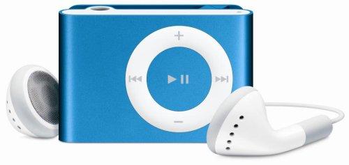 Apple iPod shuffle 1GB ブルー MA949J/A