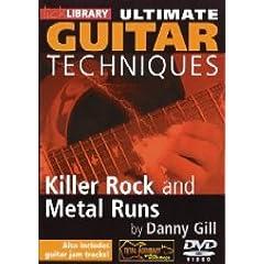 Ultimate Guitar Techniques: Killer Rock and Metal Runs
