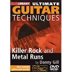 Ultimate Guitar Techniques: Killer Rock and Metal Runs