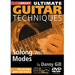 Ultimate Guitar Techniques: Soloing with Modes