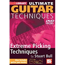 Ultimate Guitar Techniques: Extreme Picking Techniques