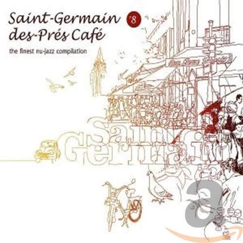 VA Saint Germain Des Pres Cafe Vol  8 2CD 2006 SAW preview 0
