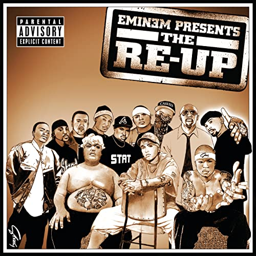 Eminem - EMINEM PRESENTS THE RE UP - Zortam Music