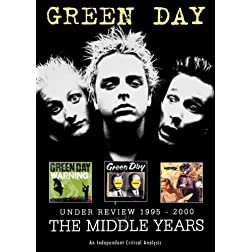 Green Day - Under Review 1995-2000 : The Middle Years