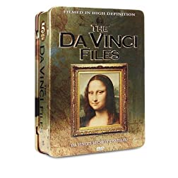 The Da Vinci Files: Da Vinci's Secrets Revealed