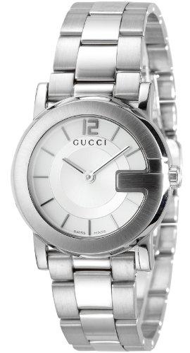 GUCCI 腕時計 シルバー