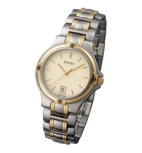 グッチ 腕時計 アイボリー