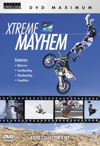 DVD Maximum: Xtreme Mayhem