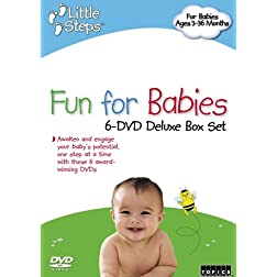 Little Steps, Vol. 2: Fun for Babies