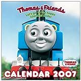 TO92 ウォールカレンダー(L) トーマス 2007年度版
