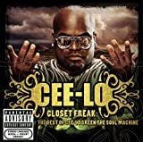 album art to The Closet Freak: The Best of Cee-Lo Green the Soul Machine