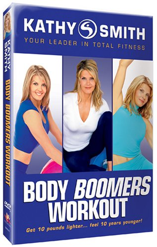 Kathy Smith - Body Boomers Workout