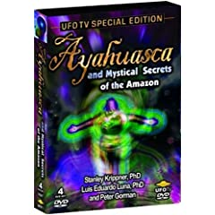 Ayahuasca & Mystical Secrets of the Amazon (4pc)
