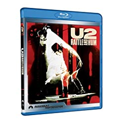U2 - Rattle & Hum [Blu-ray]