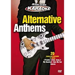 Alternative Anthems-Karaoke
