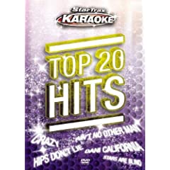 Top 20 Hits-Karaoke