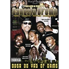 The Life and Times of Gangsta Brown