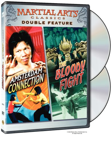 Amsterdam Connection / The Bloody Fight (Martial Arts Classics Double Feature)