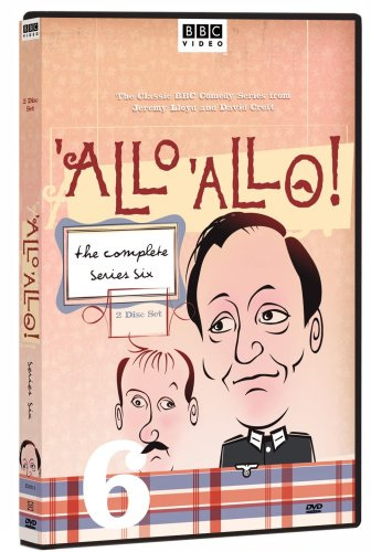 'Allo 'Allo! - The Complete Series Six