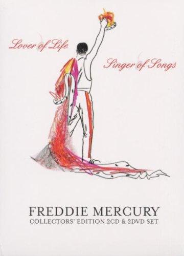 Freddie Mercury - Lover of Life Singer of Songs: +2dvd - Zortam Music