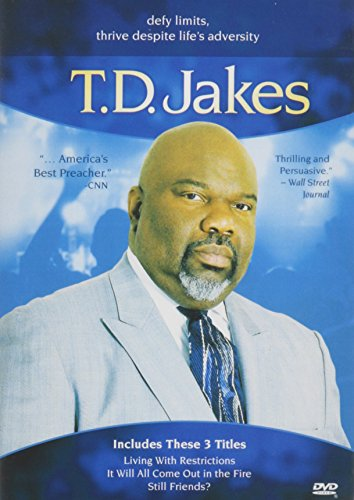 T.D. Jakes Box Set