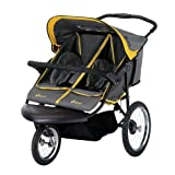InStep Safari Swivel Double Stroller