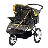 InStep Safari Swivel Double Stroller