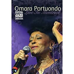 Omara Portuondo: Live in Montreal
