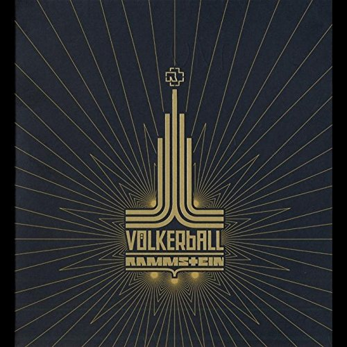 Rammstein - Vlkerball (CD + DVD / CD-Package) - Zortam Music