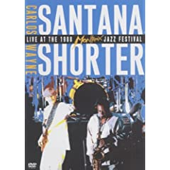 Santana Ft Wayne Shorter Live at Mon