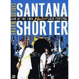 Santana Ft Wayne Shorter DVD + CD