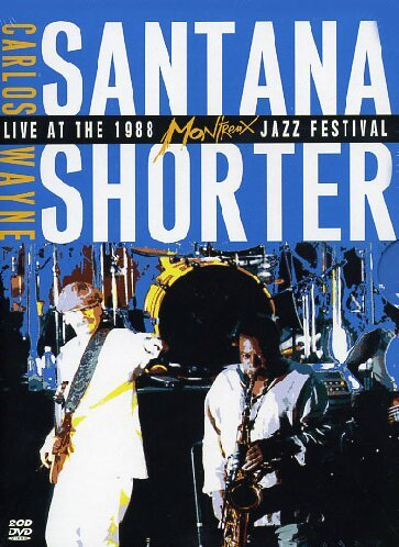 Santana Ft Wayne Shorter DVD + CD